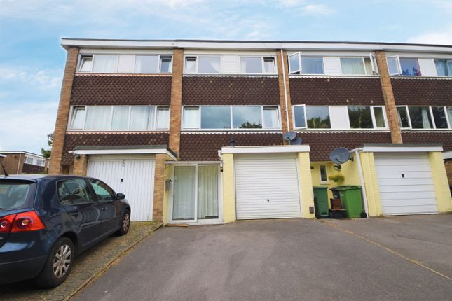 Thumbnail Town house for sale in Seymour Close, Chandler's Ford, Eastleigh