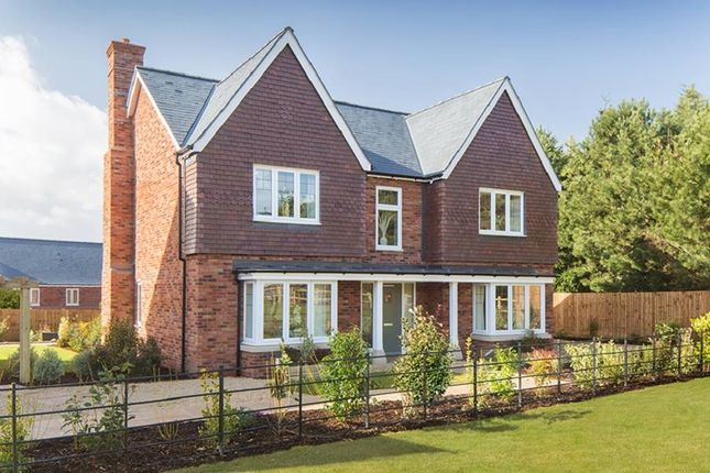 "Thumbnail Detached house for sale in ""The Marlow_2"" at Park Road, Hagley, Stourbridge"