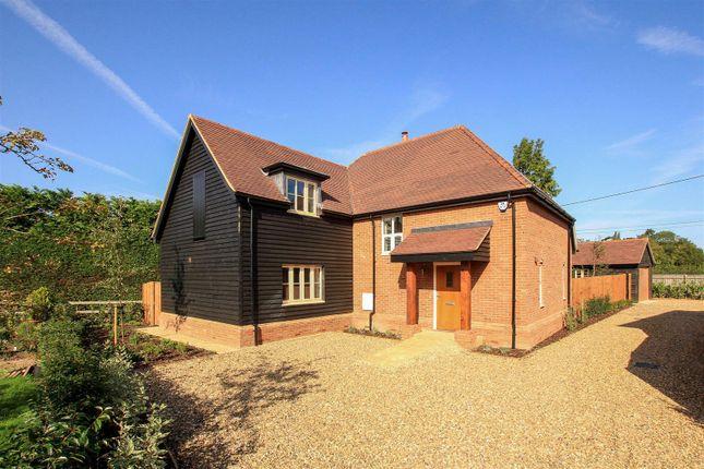 Thumbnail Detached house for sale in Horton House Farm, Horton, Leighton Buzzard