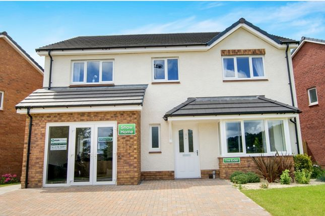 Thumbnail Detached house for sale in Poplars Drive, Skewen, Neath