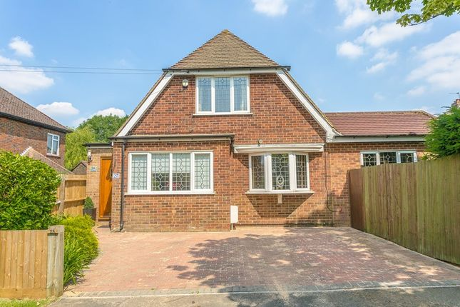 Thumbnail Detached house for sale in Meadway, Warlingham