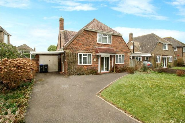 Thumbnail Detached bungalow for sale in Ilex Way, Goring By Sea, Worthing