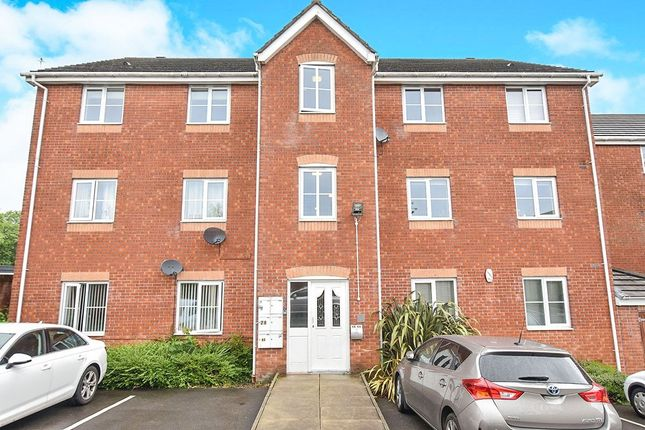 Thumbnail Flat for sale in Parkside Mews Stanley Road, Whitefield, Manchester