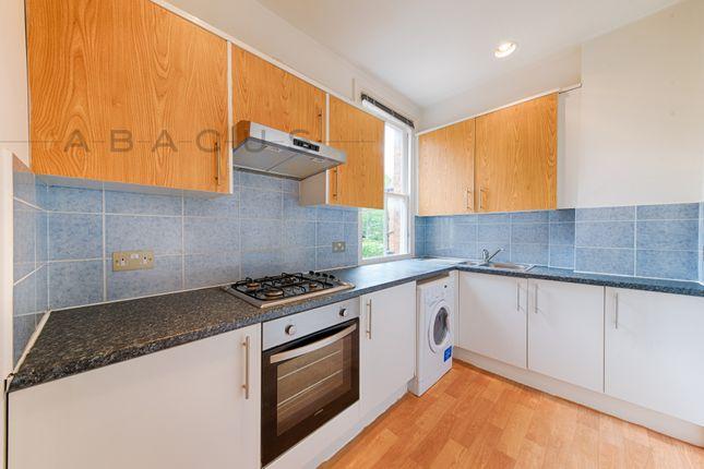 Thumbnail Flat to rent in Exeter Road, Kilburn
