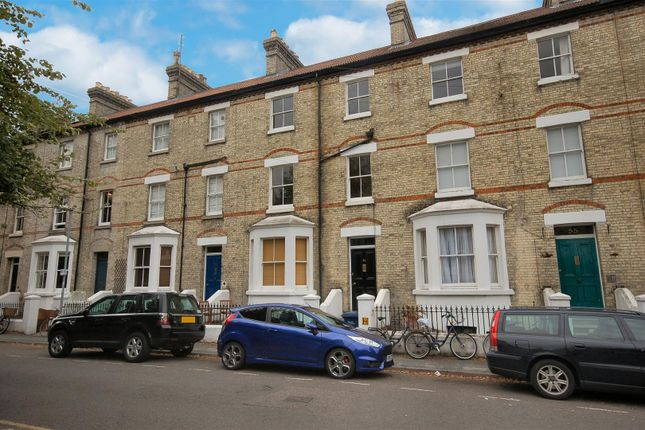 Thumbnail Town house to rent in Warkworth Terrace, Cambridge