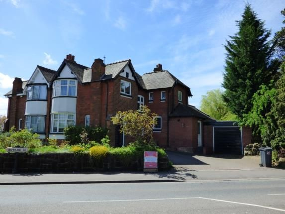 Thumbnail Semi-detached house for sale in Howard Road, Kings Heath, Birmingham, West Midlands