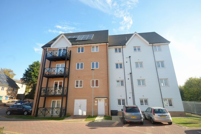 Thumbnail Flat for sale in Browns Place, Thomas Way, Braintree