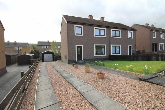 Thumbnail Semi-detached house for sale in Burnfoot Road, Hawick