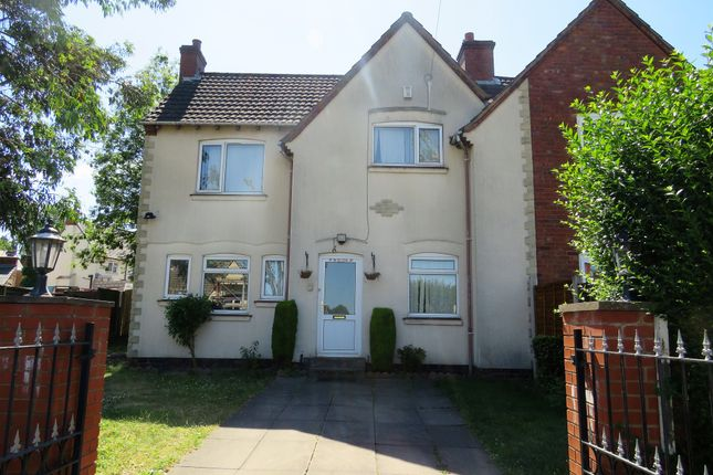 Thumbnail Semi-detached house for sale in Pear Tree Road, Bearwood, Smethwick