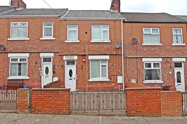 Thumbnail Terraced house for sale in Browning Street, Easington Colliery, Peterlee