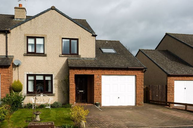 Thumbnail End terrace house for sale in Fallowfield, Cliburn, Penrith