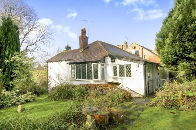 Thumbnail Bungalow for sale in Marple Road, Offerton, Stockport, Chehsire