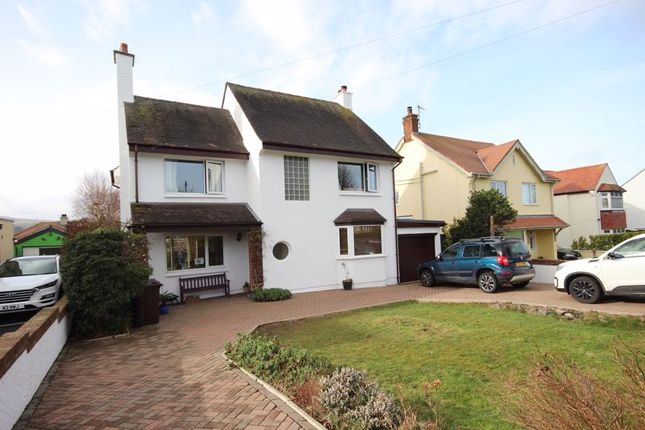 3 bed detached house for sale in St. Hilarys Drive, Deganwy, Conwy LL31