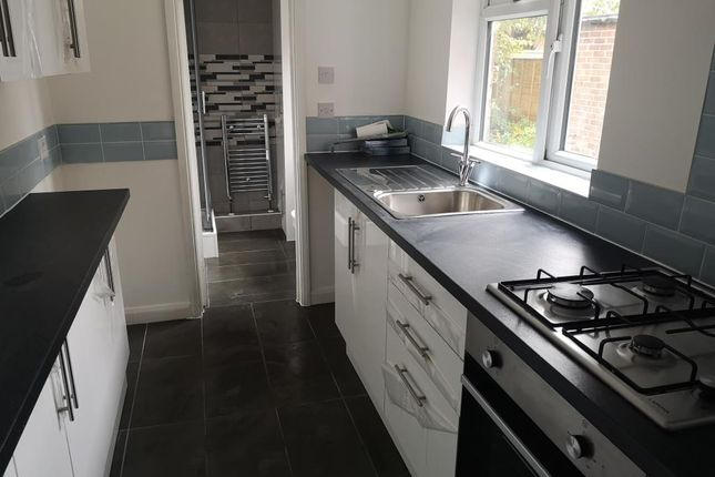 Kitchen of Southampton Street, Reading RG1