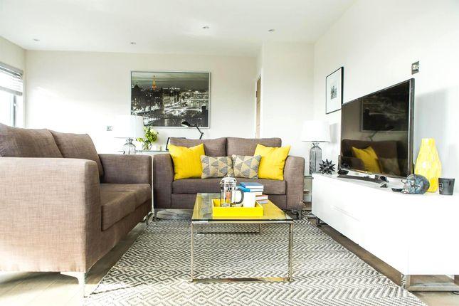 Thumbnail Penthouse for sale in Apartment 23, Park Road, Peterborough