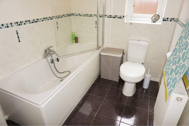 Bathroom of Broughton Heights, Wrexham LL11