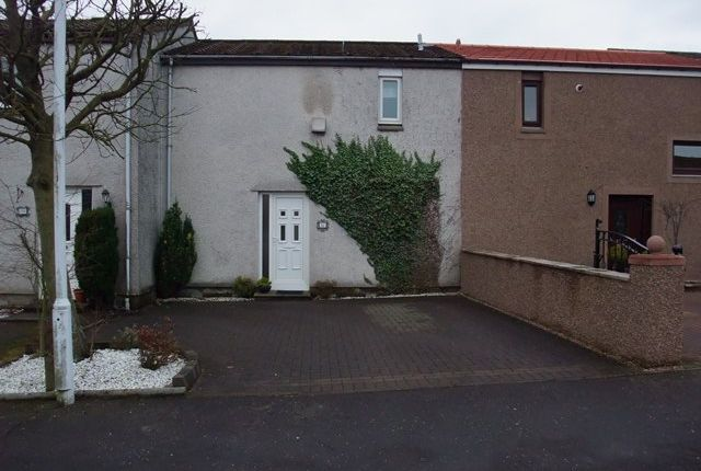 Thumbnail Terraced house to rent in Young Terrace, Cowdenbeath, Fife