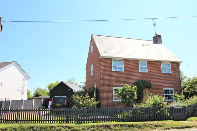 Thumbnail Detached house for sale in Smythes Green, Layer Marney, Colchester