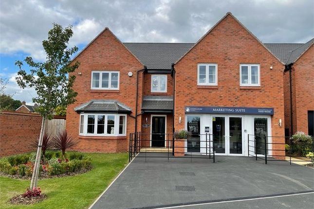 Thumbnail Detached house for sale in Tatenhill Lane, Branston, Burton-On-Trent, Staffordshire