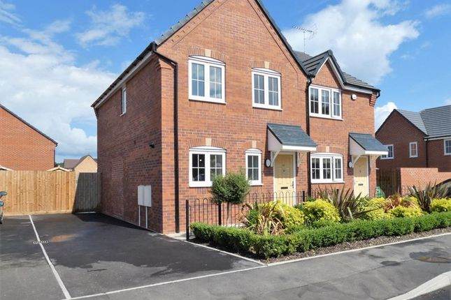 Thumbnail Semi-detached house for sale in Porthouse Rise, Bromyard