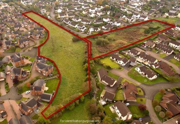 Thumbnail Land for sale in Old Galgorm Road, Ballymena