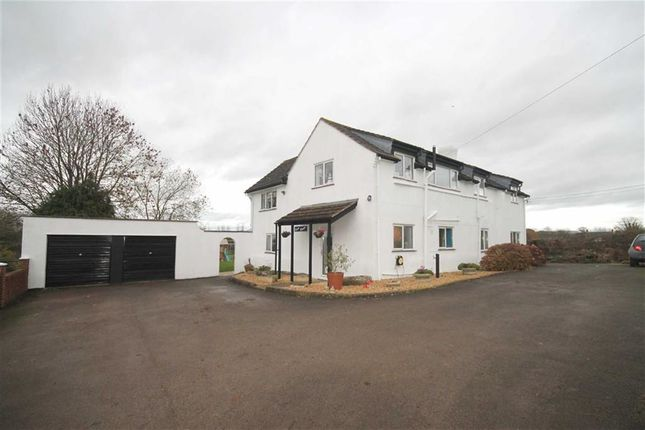 Thumbnail Detached house for sale in Rodley, Westbury On Severn, Gloucestershire