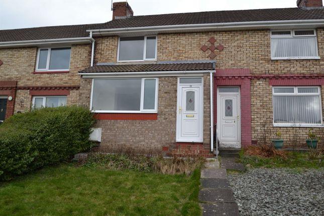 Thumbnail Terraced house for sale in Moorlands, Blackhill, Consett