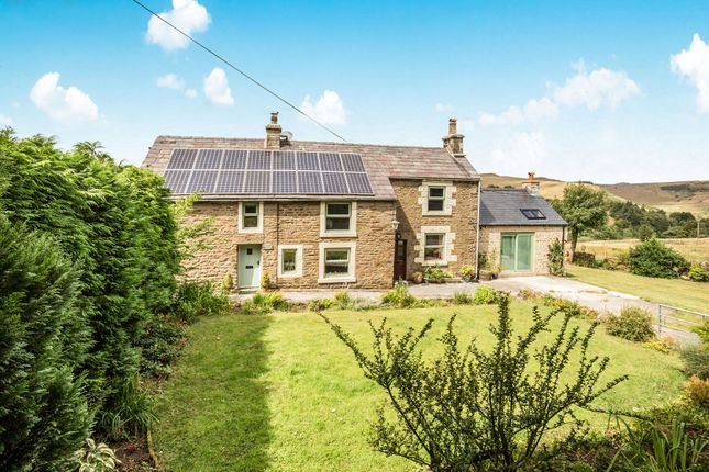 Thumbnail Cottage for sale in Hollinsclough, Buxton