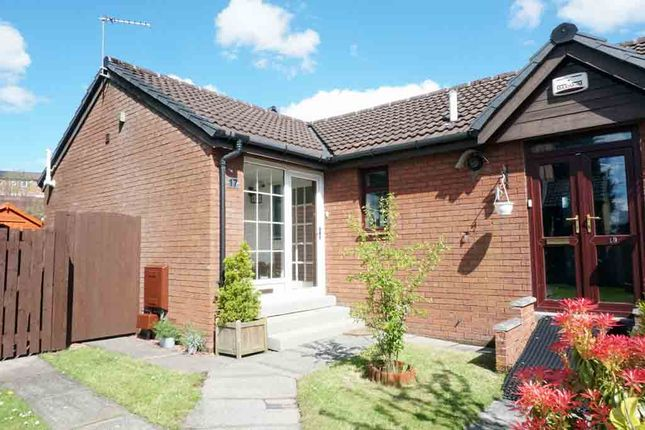 Thumbnail Bungalow for sale in Mountherrick, Valleyfield, East Kilbride