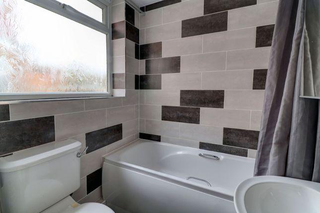 Bathroom of Welbeck Street, Creswell, Worksop S80