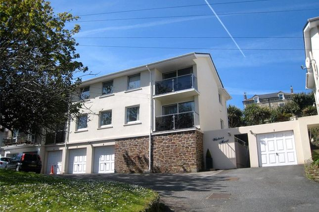 Thumbnail Flat for sale in Beach Road, Porth, Newquay, Cornwall