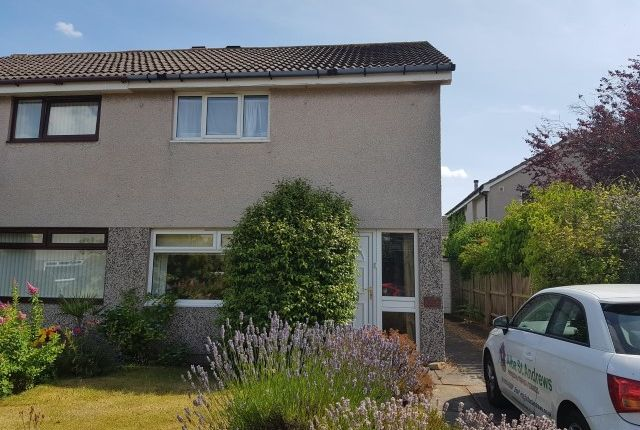 Thumbnail Semi-detached house to rent in Crawford Gardens, St Andrews, Fife