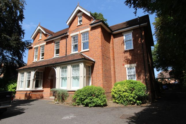 Thumbnail Flat to rent in St. Peters Hill, Caversham, Reading