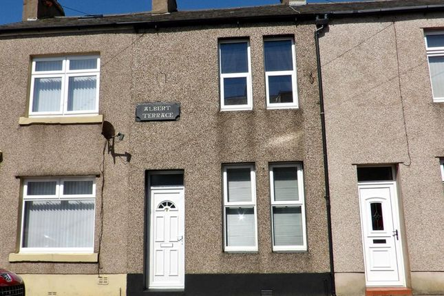 New Image of Albert Terrace, Maryport, Cumbria CA15