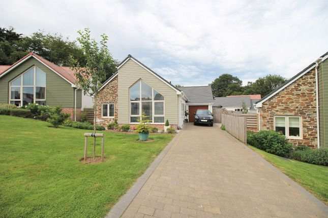 Thumbnail Detached bungalow for sale in Fairway Gardens, Sparkwell, Plymouth