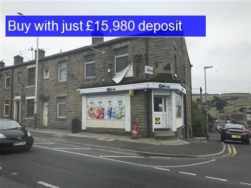 Thumbnail Retail premises for sale in OL12, Whitworth, Lancashire