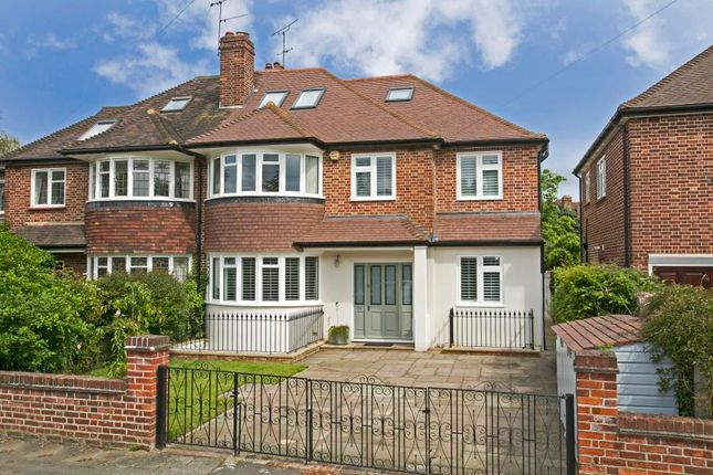 Thumbnail Property to rent in Lauderdale Drive, Ham, Richmond