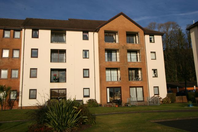Thumbnail Flat for sale in Underbank, Largs