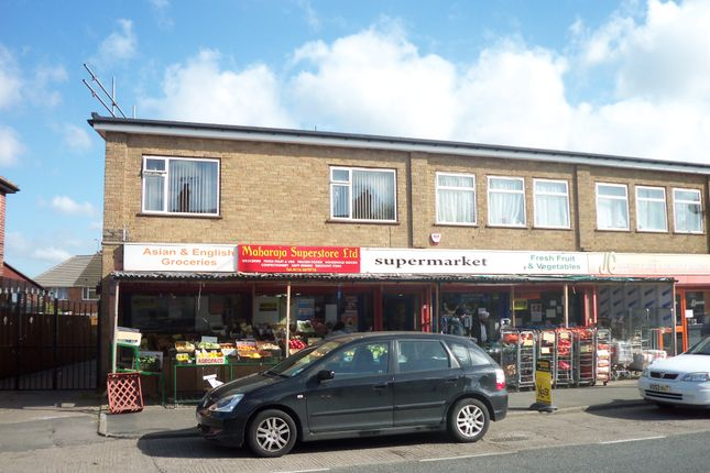 Thumbnail Retail premises for sale in Gipsy Lane, Leicester