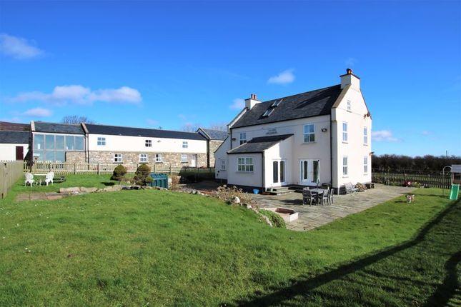 Thumbnail Detached house for sale in Ballaloaghtan, Farmhouse & Barn, Kerrowkeil, Malew