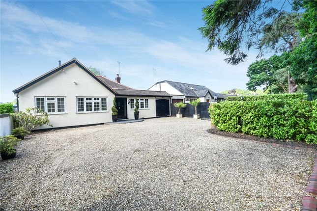 Thumbnail Detached bungalow for sale in Fir Tree Hill, Chandlers Cross, Rickmansworth, Hertfordshire