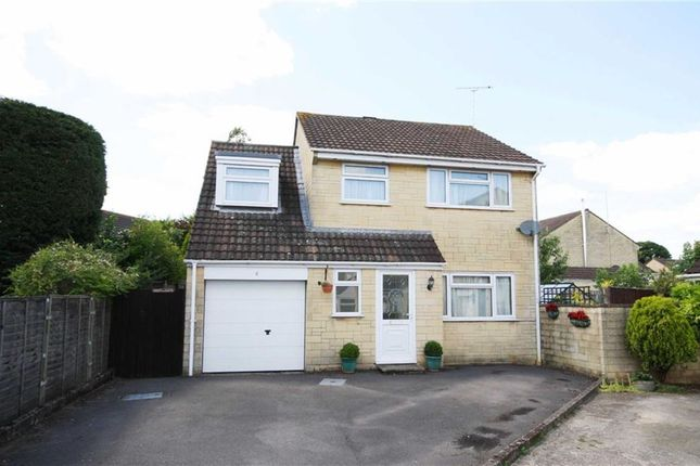 Thumbnail Detached house for sale in Winchester Close, Chippenham, Wiltshire