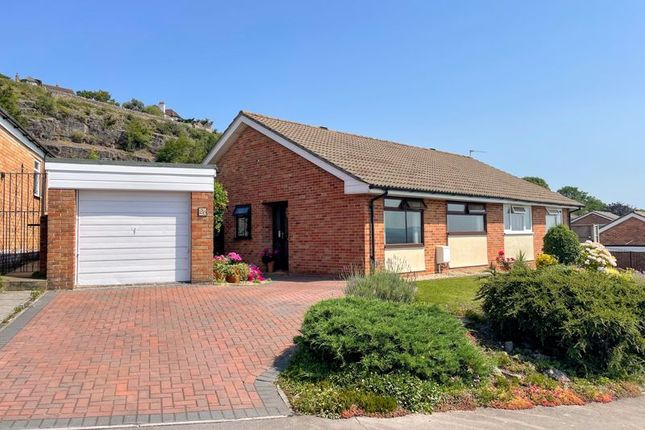 Thumbnail Semi-detached bungalow for sale in Ashbury Drive, Weston-Super-Mare