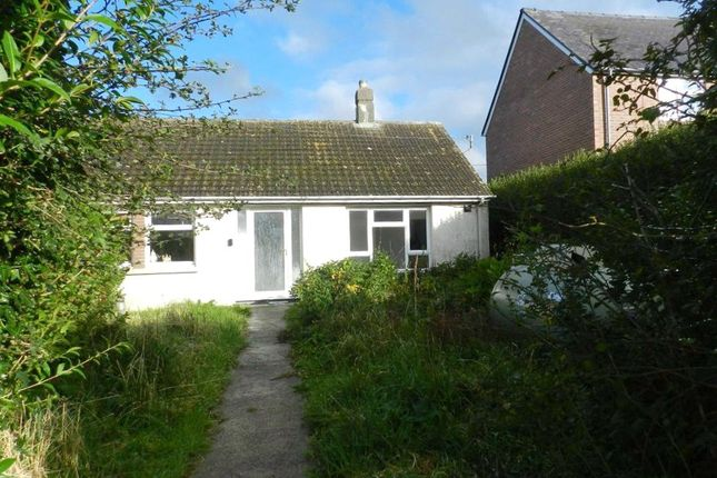 Thumbnail Bungalow for sale in Pilgrims Way, Roch, Haverfordwest