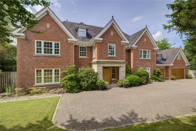 Thumbnail Detached house for sale in Westfield Road, Beaconsfield, Buckinghamshire