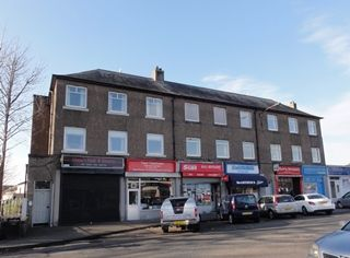Thumbnail 4 bed duplex for sale in Saughton Road North, Corstorphine