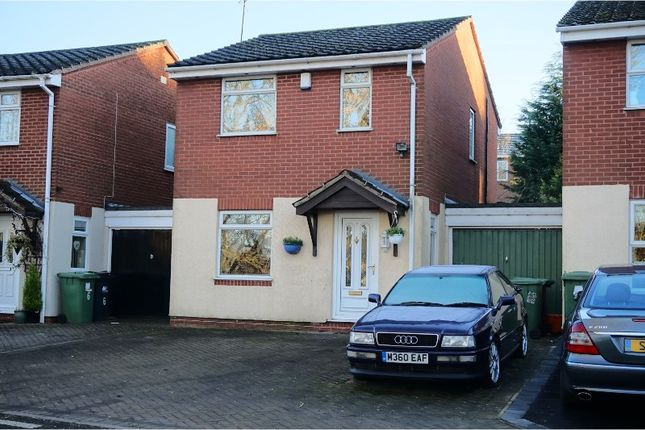 3 bed link-detached house for sale in Coach Road, Codnor Park