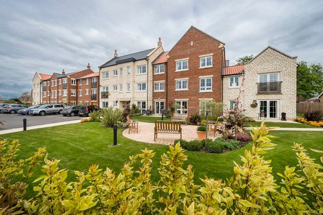 Thumbnail Flat to rent in Ryebeck Court, Pickering, North Yorkshire