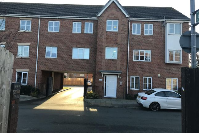 Thumbnail Flat to rent in Beach Road, Litherland, Liverpool