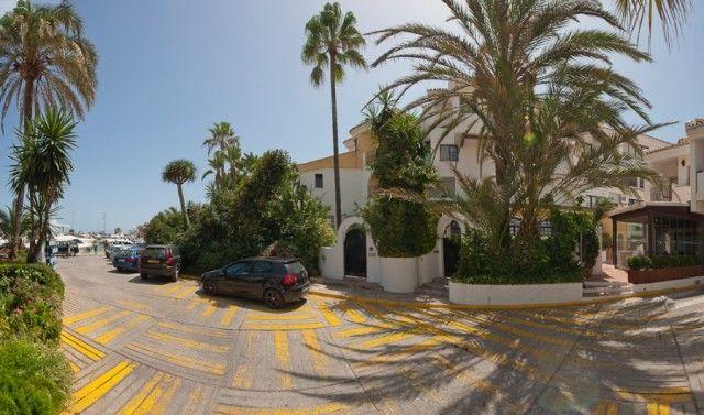 Exterior of Spain, Málaga, Marbella, Cabopino